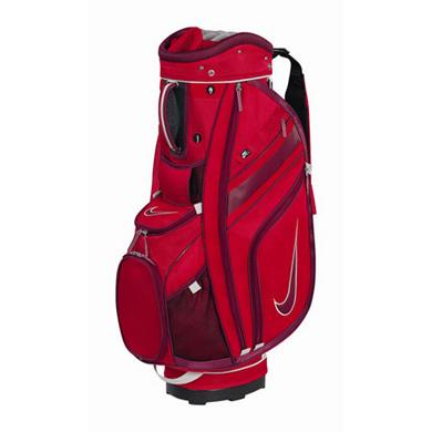 una vez Ups Esmerado  Nike Sport II Red Golf Cart Bag   Powerhouse Golf