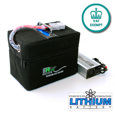 18 Hole Golf Buggy LiFePO4 Lithium Battery (24v 18-27 hole)