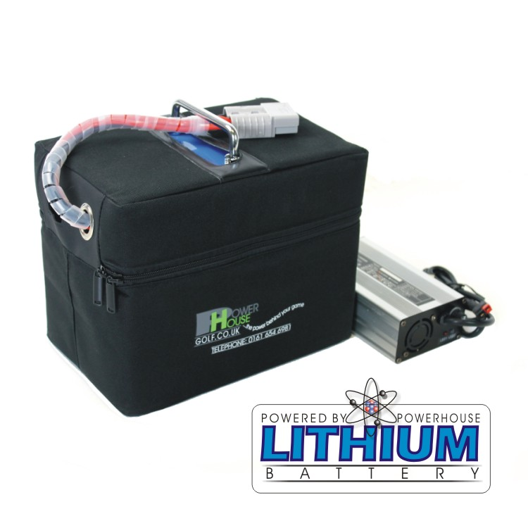 Lithium Batteries | Golf Trolley and Buggy Spares and
