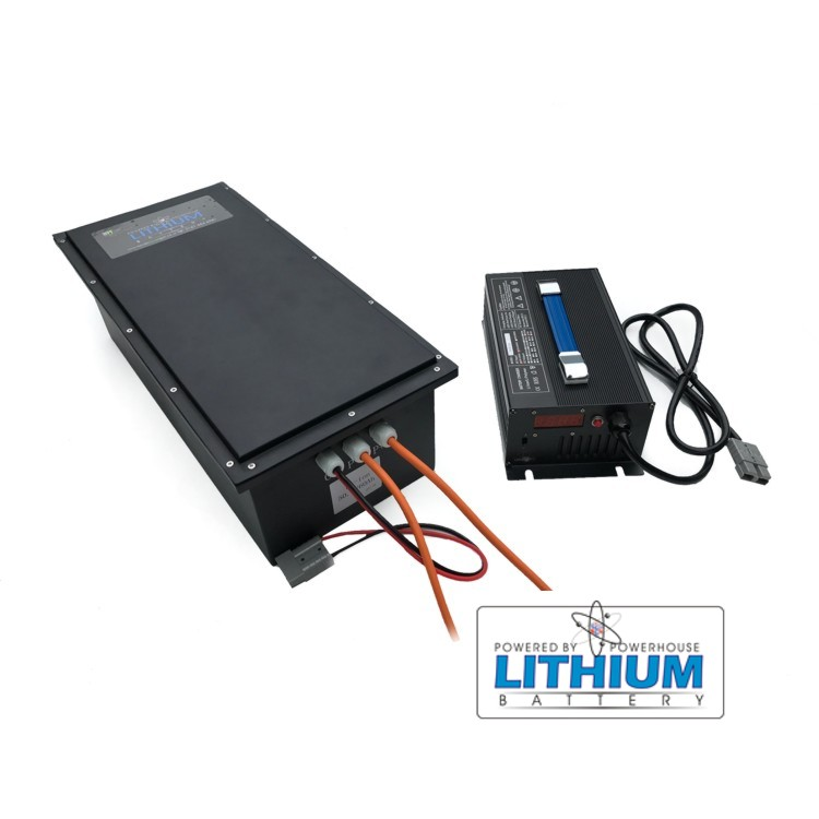 48v 60Ah Lithium battery Pack Inc Charger